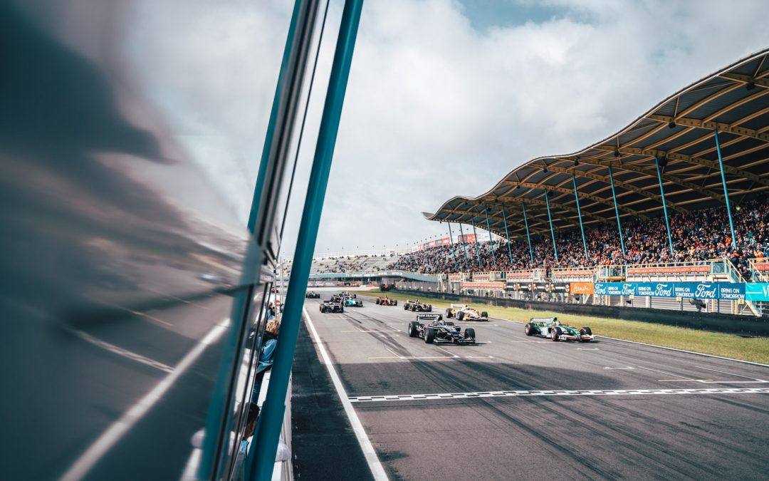 An exciting MAXX Formula GP race weekend back to normal!
