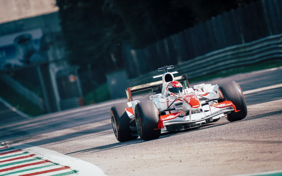 Wolfgang Jaksch wins in the royal park of Monza!